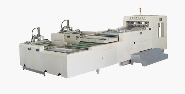 Automatic Card Slitting&Collating Machine